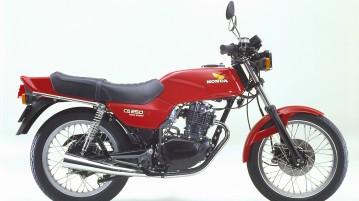 Honda CB 250 RS