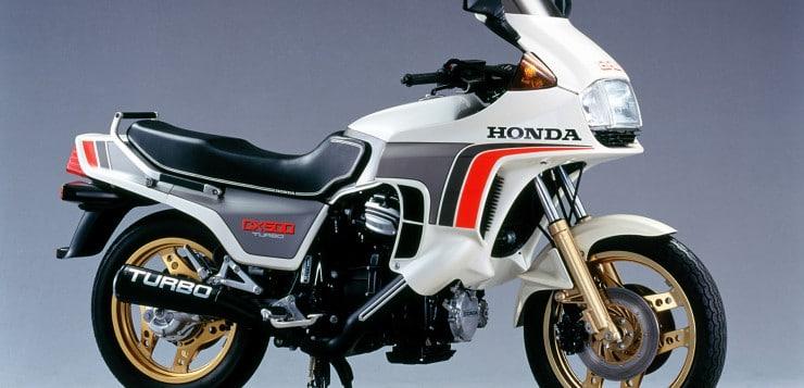 Honda CX 500 Turbo