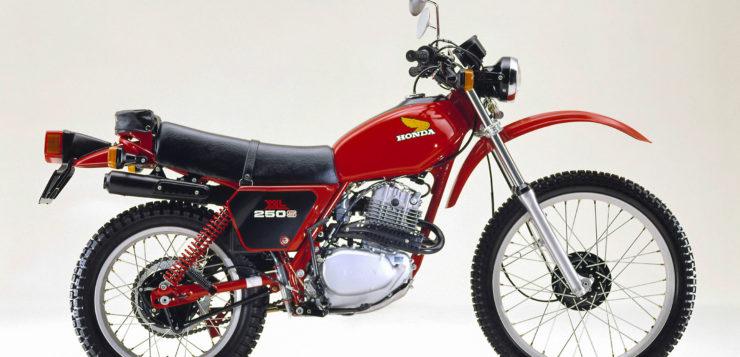 Honda XL 250 S