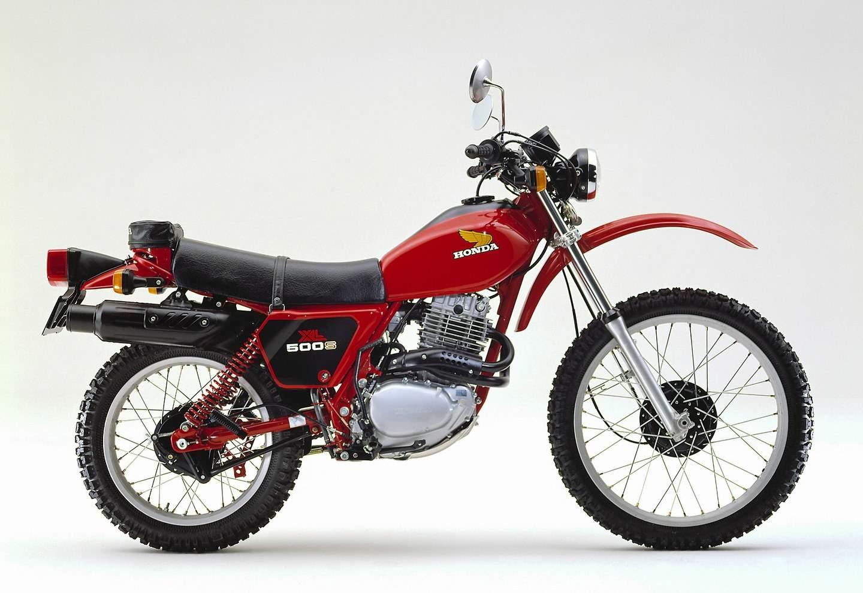 Yamaha Xt Gas Tank