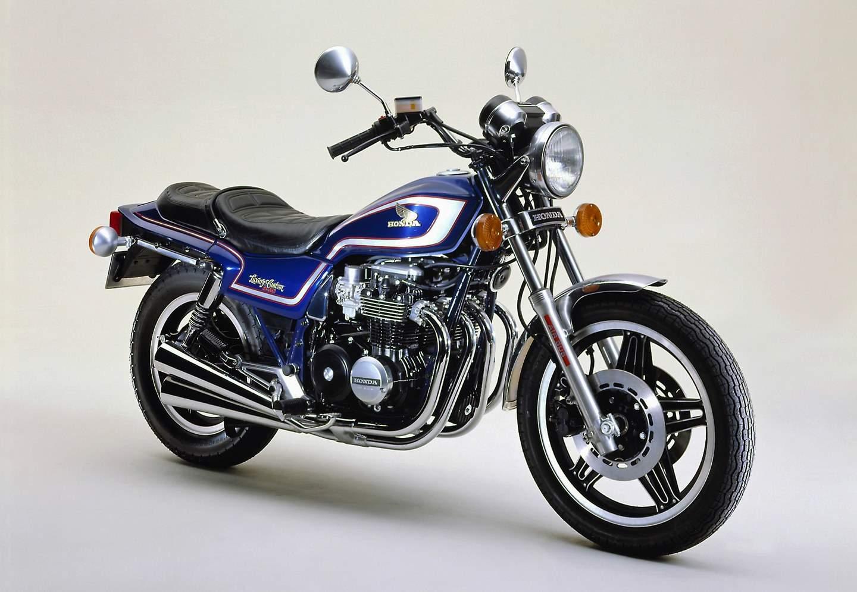 Honda CB 650 (1978 bis 1983)