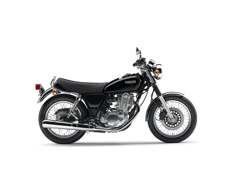 yamaha sr 500 1978 1999 urform des motorradfahrens. Black Bedroom Furniture Sets. Home Design Ideas