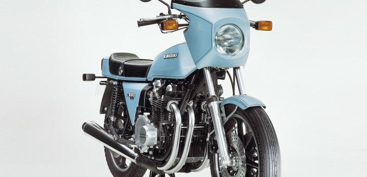 Kawasaki Z1R 1000