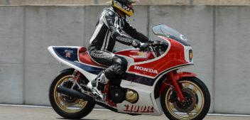 Honda CB 1100 R – Supersportler mit Sonderstellung