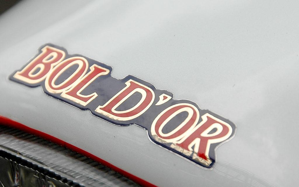 Bol d'Or - ein Name, der bei Honda seit Jahren verpflichtet
