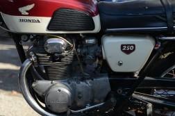 Honda CB 250 K – die Meistverkaufte 250er