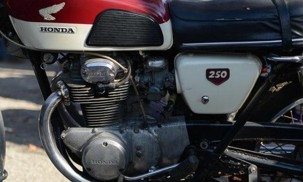 Honda CB 250 K1