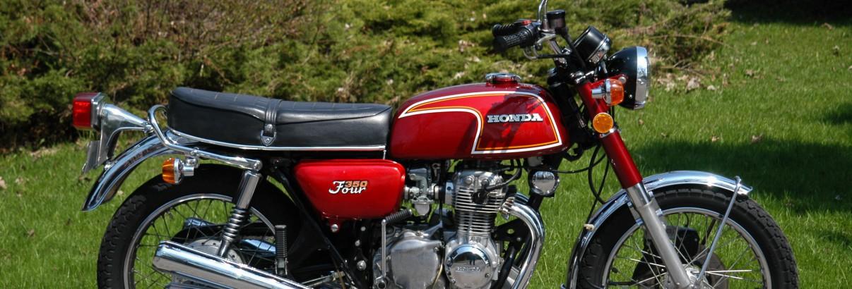Honda CB 350 Four – Mini-Four
