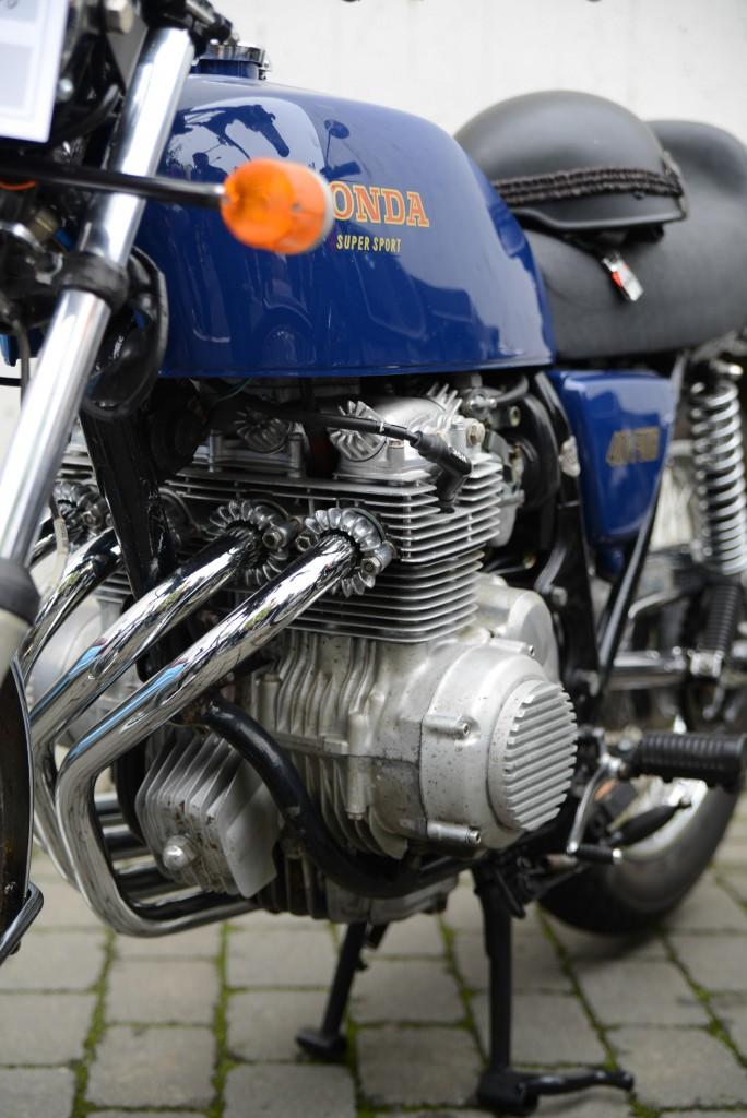 Honda CB 400 Four Motor