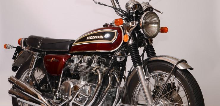45 Jahre Evolution Honda CB 500 F