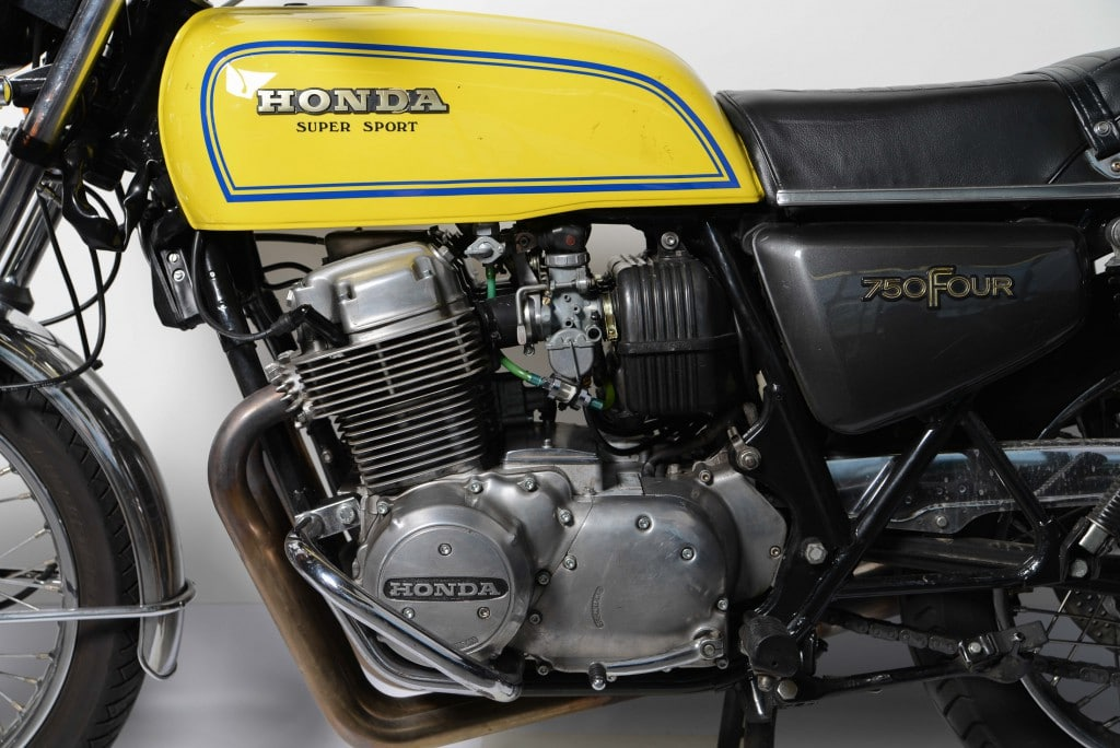Honda CB 750 F1 Super Sport