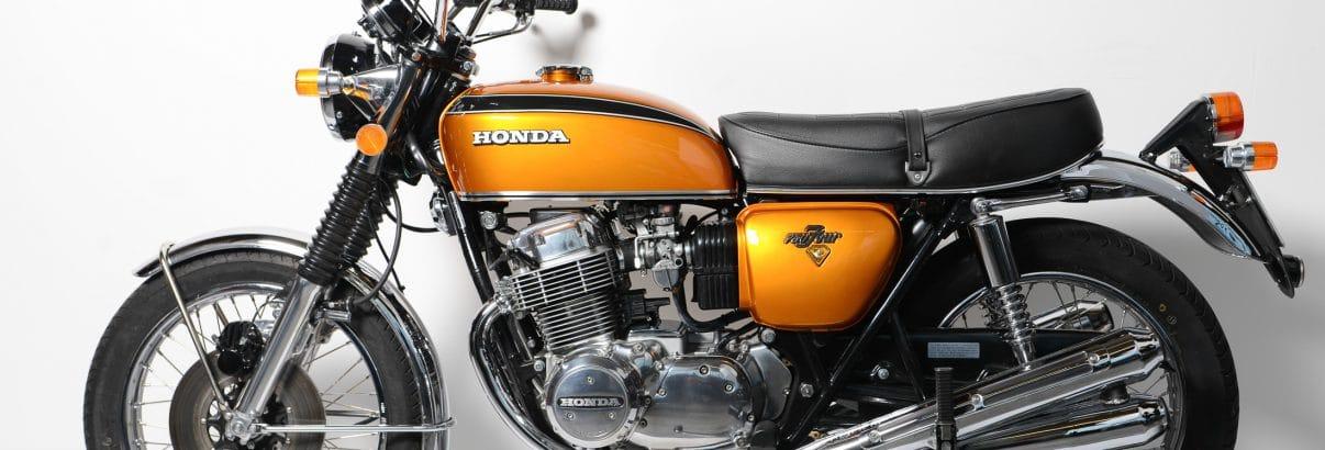 Honda CB 750 Four – das Jahrhundert-Motorrad