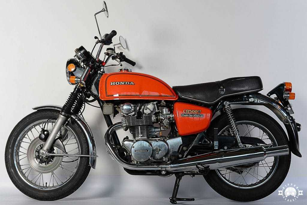 honda cb 500 t 1975 1976 wiederentdeckter parallel twin. Black Bedroom Furniture Sets. Home Design Ideas