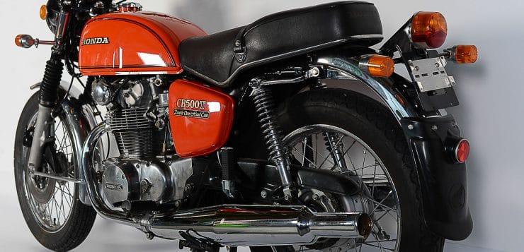Honda CB 500 T