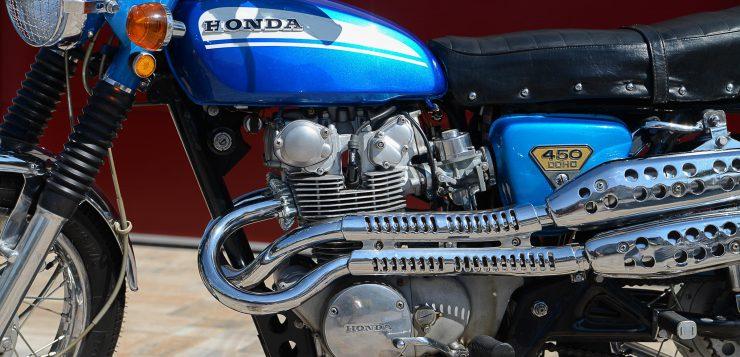 Honda Scrambler