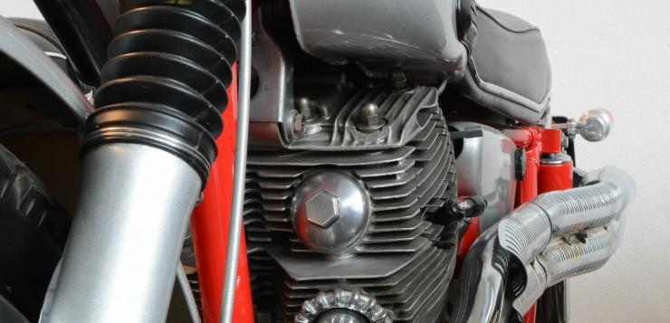 Honda CL 77