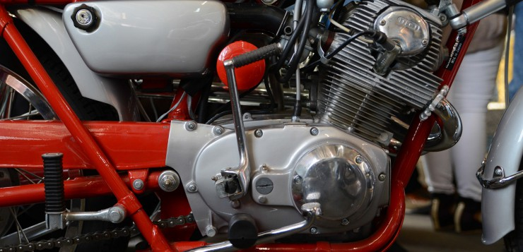 Honda CL 77 Motor