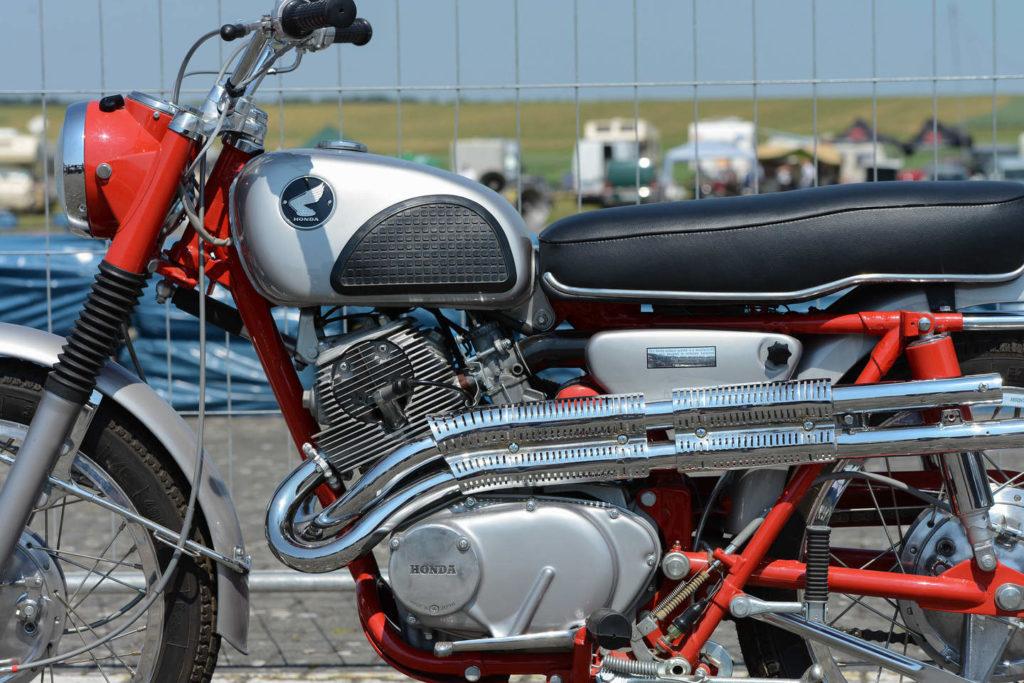 honda cb 77 cl 77 1962 1965 ein motorrad wird zum. Black Bedroom Furniture Sets. Home Design Ideas