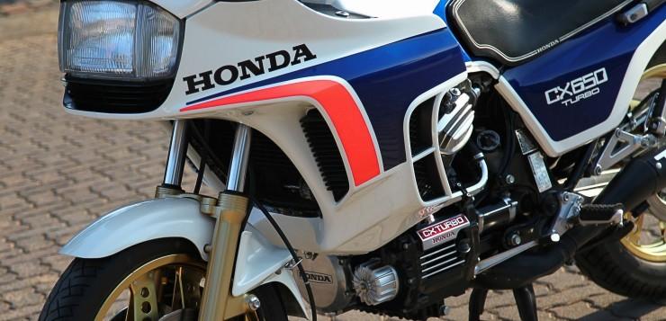 Honda CX 650