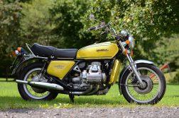 Honda GL 1000 – Ein Goldwing-Dickschiff geht auf Reisen