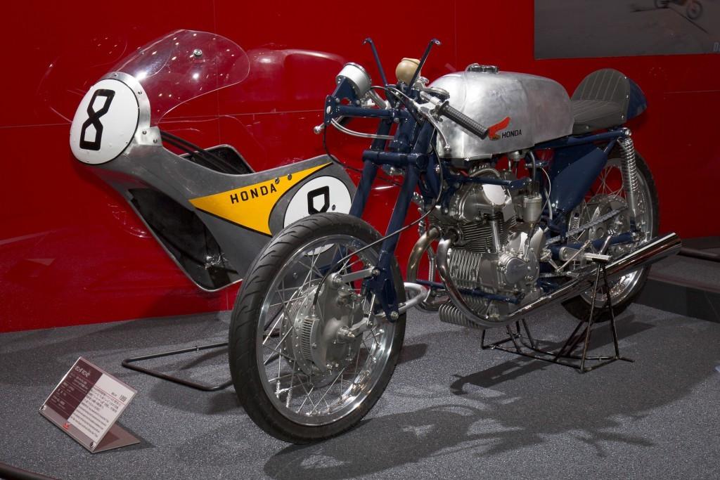 Honda RC 142