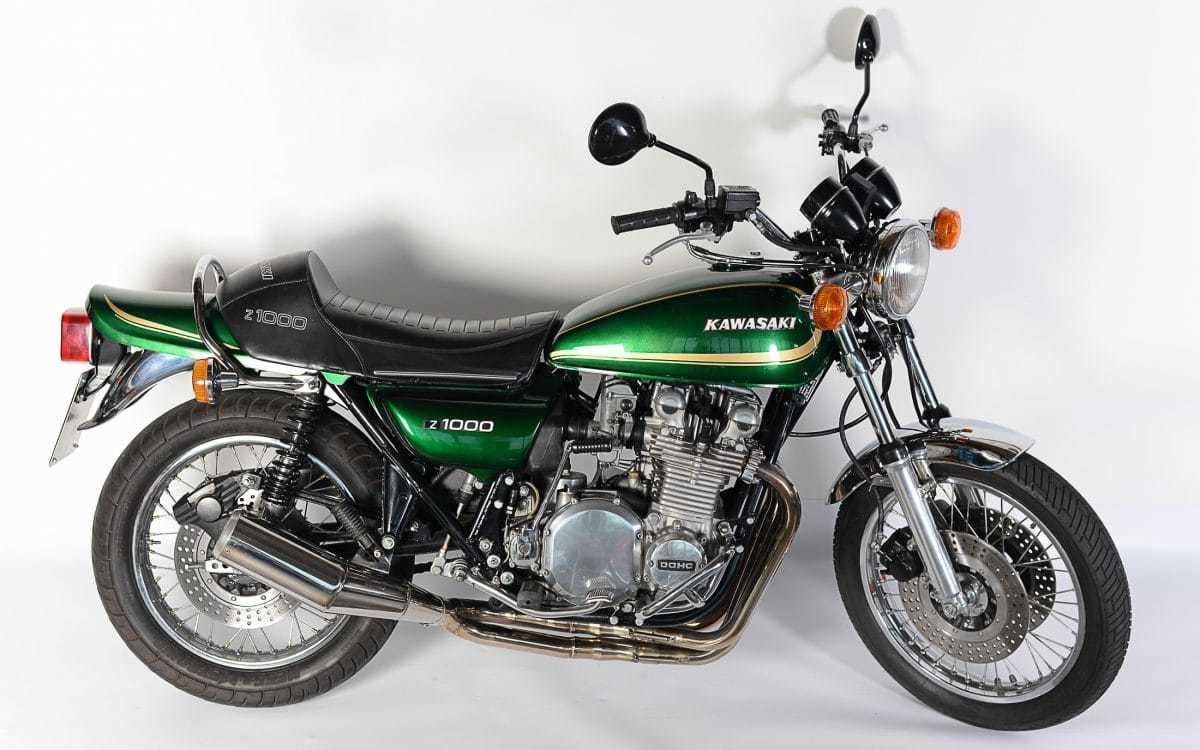 Kawasaki Gs