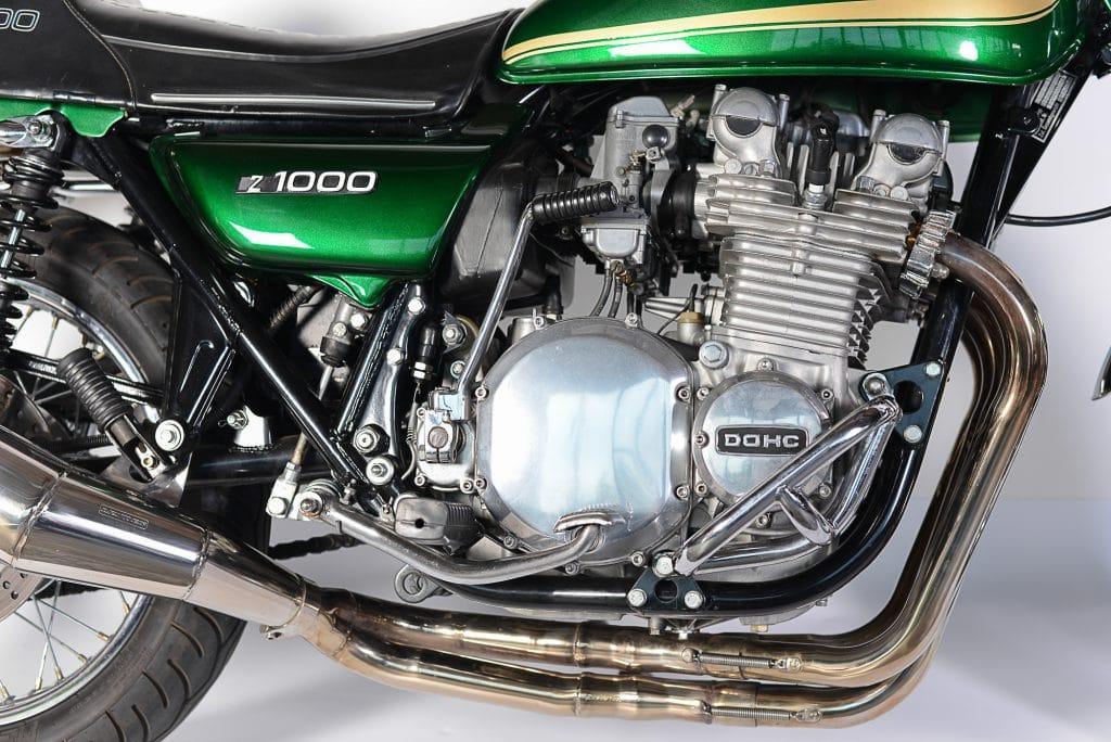 Kawasaki Z 1000 Motor