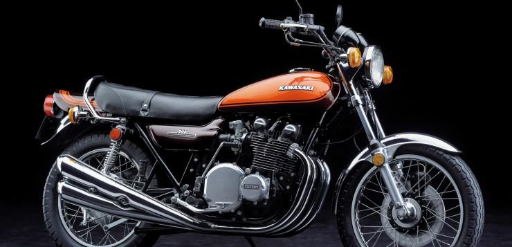 Kawasaki Z1 900 1972 Bis 1976