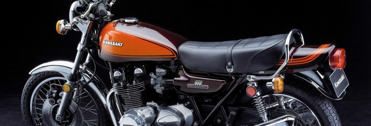 Kawasaki 900 Z1 Super Four – Vorstoß in neue Dimensionen