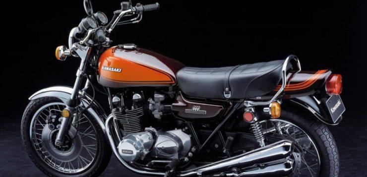 Sie ist zeitlos schön - die Kawasaki Z1 900