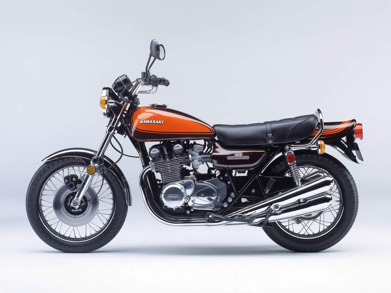 Die Kawasaki 900 Z1 Wurde 1972 Zur Legende Quelle Europe Motors NV