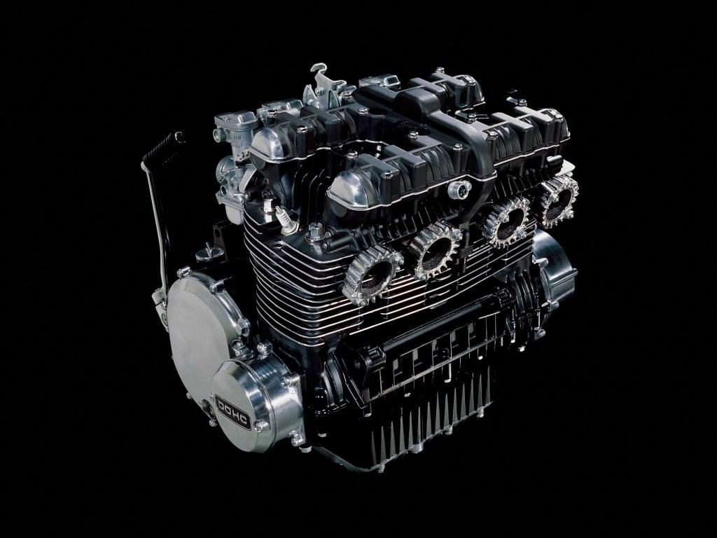 Kawasaki Z1 Motor