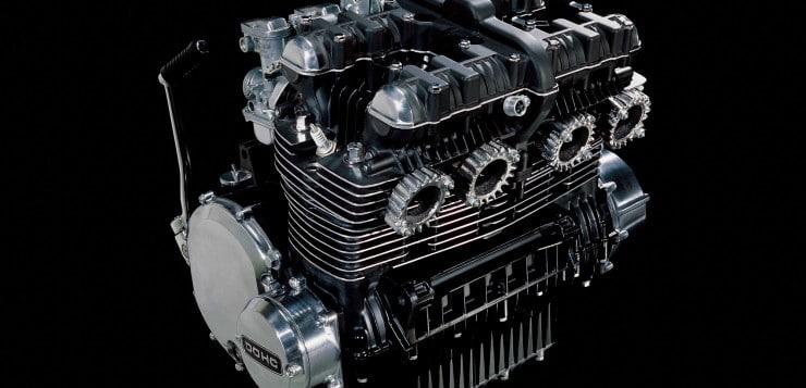 Kawasaki 900 Z1 Motor