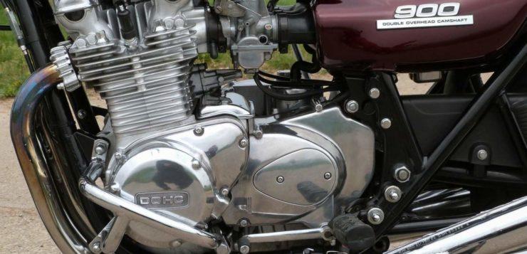 Kawasaki Z1 900 Motor