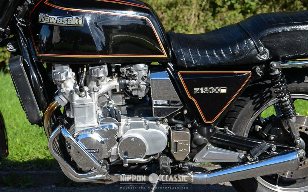 Laufruhe war die Stärke des Sechszylindermotors
