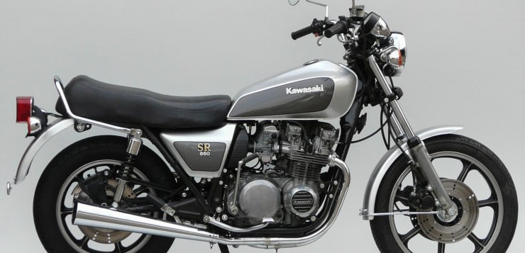 Kawasaki Z 650 SR