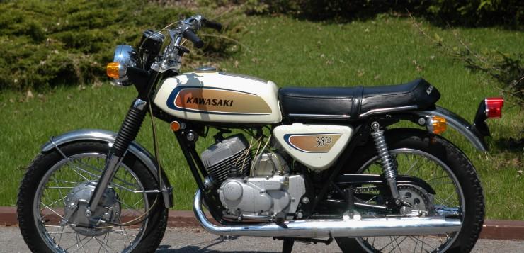 Kawasaki 350 A7