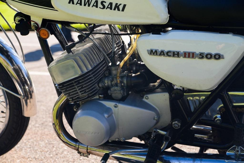 Kawasaki 500 H1 Mach 3 / KH 500