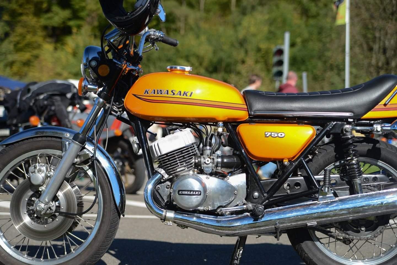 Kawasaki H  Triple