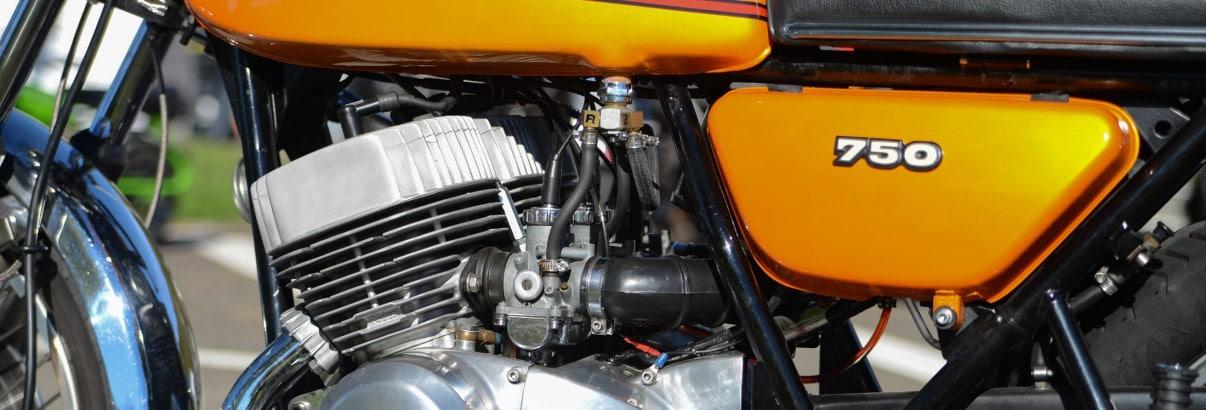Kawasaki 750 H2 Mach IV – gemacht für echte Kerle