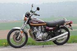 Kawasaki Z1 900 Super Four – Vorstoß in neue Dimensionen