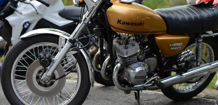 Kawasaki KH 250