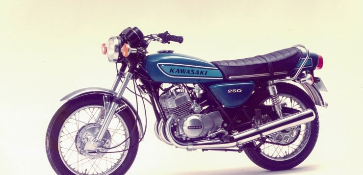 Kawasaki 250 S1