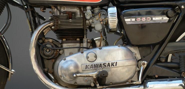 Kawasaki W1 650 (Nippon-Classic.de)