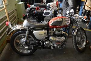 Kawasaki W2 SS