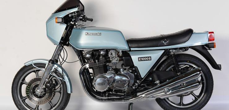 Kawasaki 1000 Z1R 1978