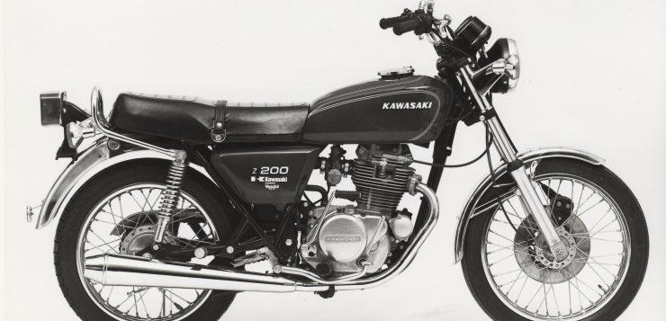 Kawasaki Z 200