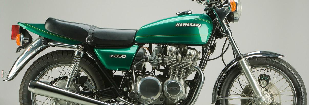 Kawasaki Z 650 – Variantenreiche Verstärkung