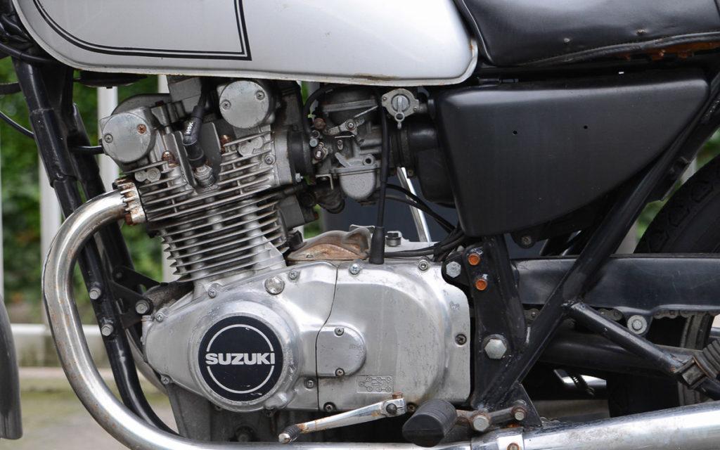 Suzuki GS 400 B