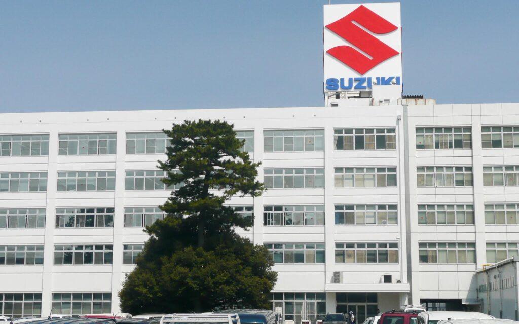 Suzukis Unternehmenszentrale im japanischen Hamamatsu